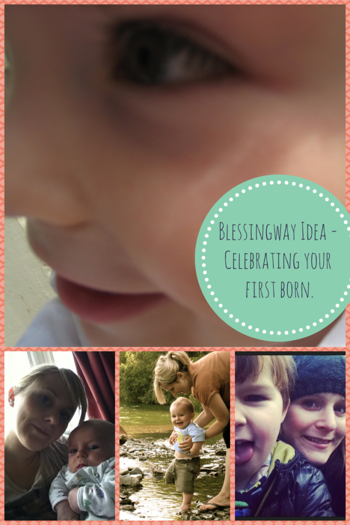 Blessingway idea - celebrating your first born x