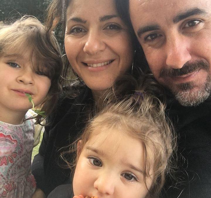 Family Story from Artist & Designer Karla Pizzica