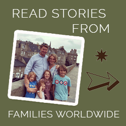 Read Stories from Families Worldwide