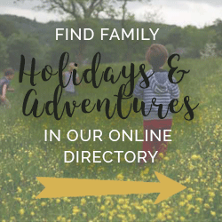 Find family holidays and adventures listed here