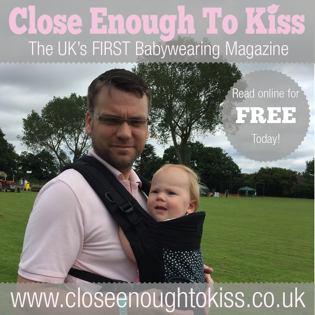 Close Enough to Kiss Magazine