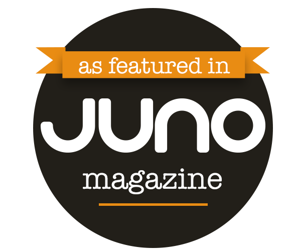 As featured in Juno Mag